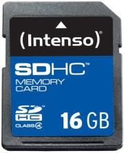 INTENSO SECURE DIGITAL CARDS SD CLASS 4 16GB 3401470-0