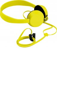 NOKIA KNOCK HEADSET YELLOW WH-520-0