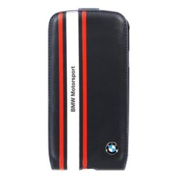 CG MOBILE BMW Motorsport Flap Leather Case for Samsung i9300 Navy (EU Blister) BMFLS3SN-0