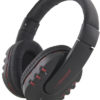 Esperanza HEADPHONES AUDIO STEREO EH142K BLACK-0