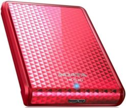 "ADATA DashDrive Choice HC630 Limited Edition - Hard drive - 500 GB - external ( portable ) - 2.5"" - USB 3.0 - red -0"