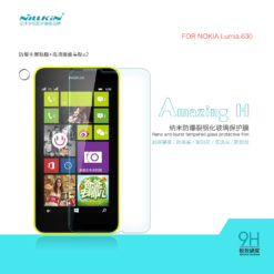 Nillkin Anti Burst Tempered Glass 9H για το Nokia Lumia 630/635