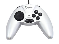 Gembird USB Gamepad JPD- SHOCKFORCE (PC)-0