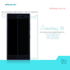 Nillkin Anti Burst Tempered Glass 9H για το Nokia Lumia 730/735-0