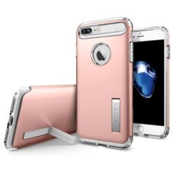 SPIGEN Case Slim Armor ROSE GOLD για το iPhone 7 Plus / 8 Plus SGP-043CS20311-0