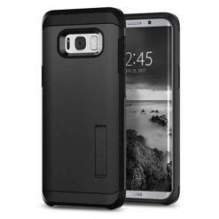 SPIGEN SGP TOUGH ARMOR για το GALAXY S8+ PLUS G955 BLACK 571CS21695-0