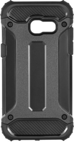 FORCELL Armor Back Cover Case για το Samsung Galaxy A3 2017 - Μαύρο-0