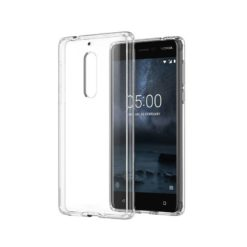 Nokia TPU Slim Crystal Case για Nokia 5 Transparent - CC-102-0