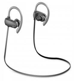 Cellularline Bluetooth Headset Stereo Bounce Sport (Gray) - BTBOUNCED-0
