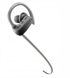 Cellularline Bluetooth Headset Stereo Bounce Sport (Gray) - BTBOUNCED-27299