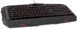 SPEEDLINK PARTHICA CORE GAMING KEYBOARD ΜΑΥΡΟ - SL-6482-BK-0