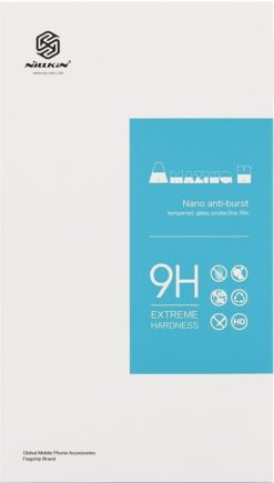 NILLKIN Amazing H 9H Anti-burst tempered glass protective film για το LG Q6-0