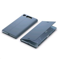 Sony Style Cover Stand για το Xperia XZ1 SCSG50 - Μπλε-0