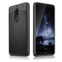 TECH-PROTECT TPULEATHER CASE για το Huawei Mate 10 Lite - Μαύρο-0
