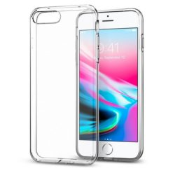 Spigen Liquid Crystal Case για το iPhone 8 Plus / 7 Plus Crystal Clear 055CS22233-0