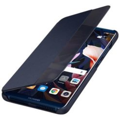 Huawei Original Smart View Flip Case Deep Blue για το Huawei Mate 10 Pro-35106