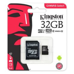 Kingston Canvas Select microSDHC 32GB U1 SDCS/32GB 2