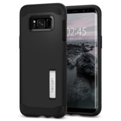 Spigen Slim Armor για το Samsung Galaxy S8 Plus Black 571CS21122-0