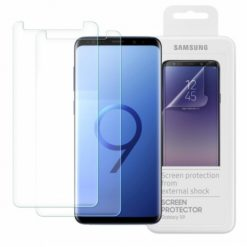 1) SAMSUNG Screen Protector Samsung Galaxy S9 Plus - ET-FG965CTEGWW
