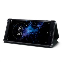 Sony Style Cover Stand για το Xperia XZ2 SCSH40 - Μαύρο