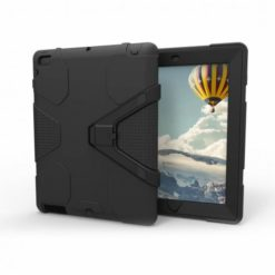 TECH-PROTECT GEOMETRIC IPAD 2/3/4 BLACK