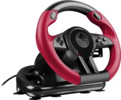 SPEEDLINK TRAILBLAZER RACING WHEEL ΓΙΑ PC, PS3, PS4, Xbox One - SL-250500-BK