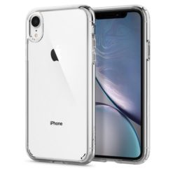 Spigen Ultra Hybrid Case για το iPhone XR Crystal Clear 064CS24873