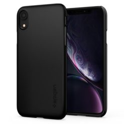Spigen Thin Fit Case για το iPhone XR Black 064CS24864
