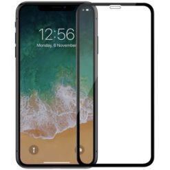 Nillkin Tempered Glass 3D CP+MAX Black για το iPhone Xs Max