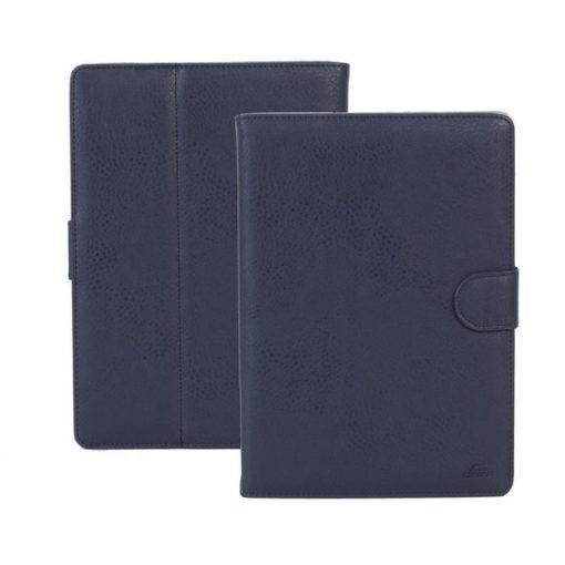Rivacase 3017 Tablet Case 10.1 Blue PU leather Universal