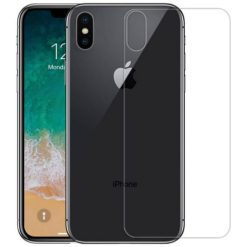 NILLKIN Amazing H Back Cover 9H Anti-burst tempered glass protective film για το iPhone XS Max