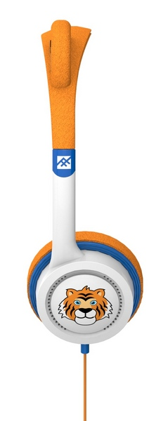 IFROGZ Little Rockerz Costume Headphones - Tiger