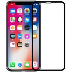 NILLKIN XD CP+ Max tempered glass screen protector για το iPhone XS Max (Μαύρο)