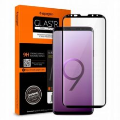 Spigen Screen Protector GLAS.tR Curved HD για το Samsung Galaxy S9 Plus 593GL22907