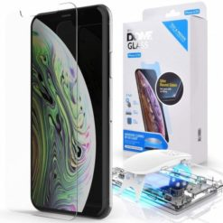 Whitestone Dome Glass Full Cover Screen Protector για το iPhone X/XS