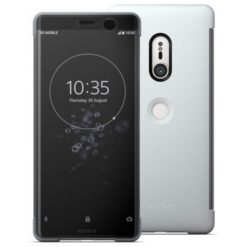 Sony Style Cover Touch για το Xperia XZ3 SCTH70 - Γκρι