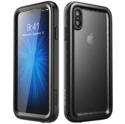 SUPCASE IBLSN AEGIS IP68 IPHONE XS MAX FROST/BLACK