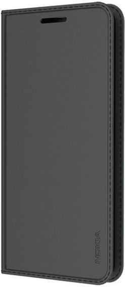 Nokia Entertainment Flip Cover Black για το Nokia 5.1 Plus - CP-251