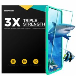 "ESR Triple Strength Tempered Glass για το iPad Pro 12.9"" 2015 & 2017"