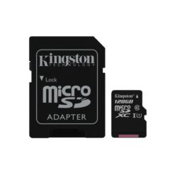 Kingston Canvas Select microSDXC 128GB U1 SDCS/128GB