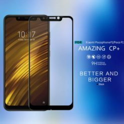 Nillkin Tempered Glass Amazing CP+ Black για το Xiaomi Pocophone F1