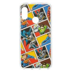 DC League of Justice Back Cover 001 για το Xiaomi Mi A2 Lite Multicolor