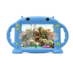 "Cartoon Case για το iPad 2/3/4 9.7"" - Light Blue"