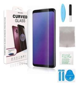 Tempered glass 5D UV για το IPHONE XS MAX/11 Pro Max FULL GLUE-0