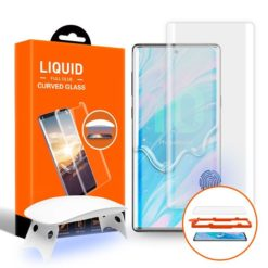 T-MAX UV Full Cover Tempered Glass 9H για το Samsung Galaxy Note 10-0